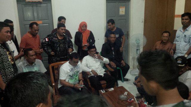 Gantikan Pang Toni, T. Irfan Gandeng Tgk. Yusri Bakal Calon di Aceh Jaya