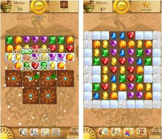 Benturan Berlian - pertandingan 3 permata Apk Mod