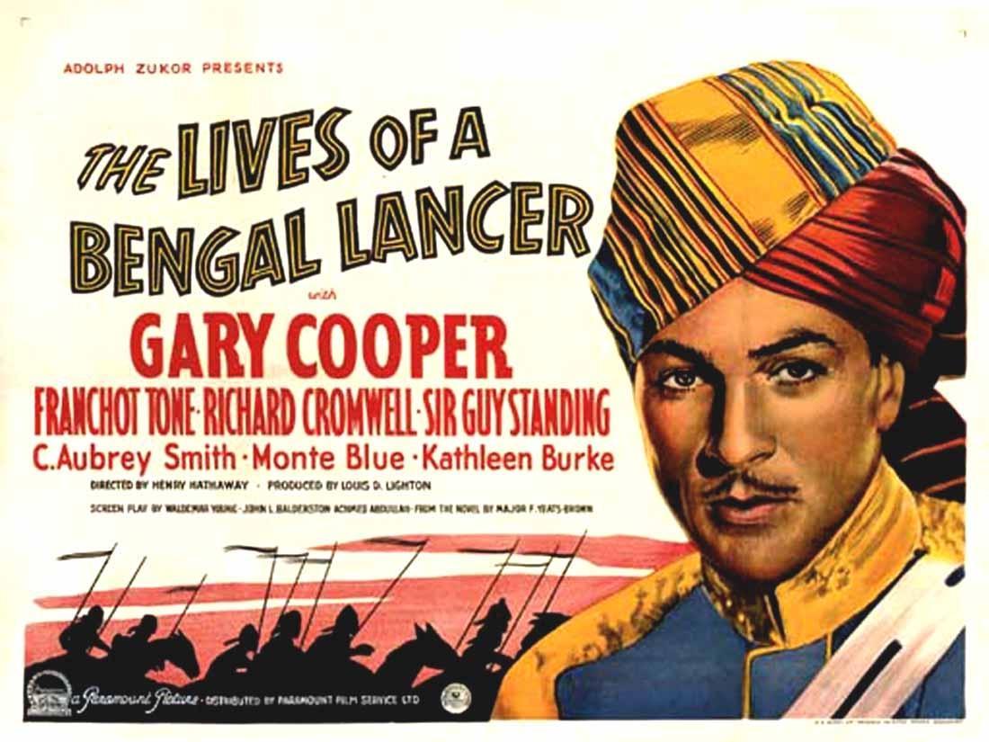 les trois lanciers du bengale