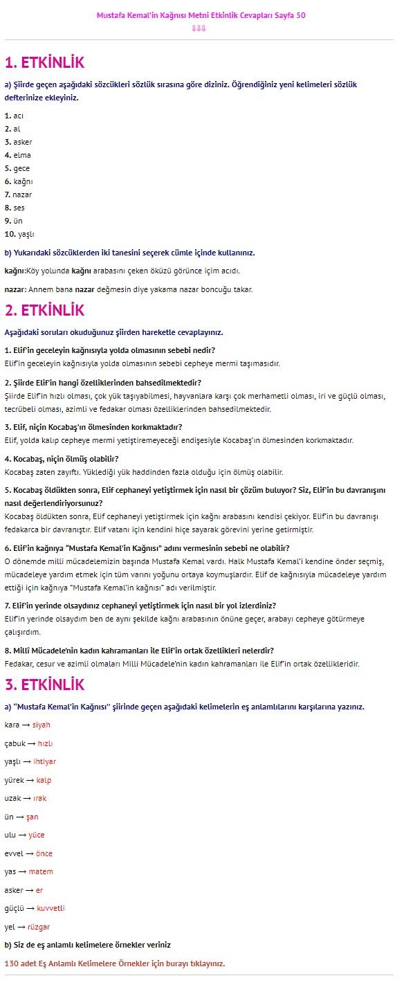 Mustafa Kemal'in Kağnısı sayfa 50