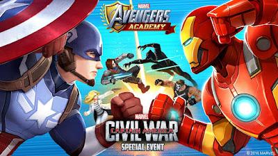 Baixar- MARVEL Avengers Academy v1.1.0.1 Apk Mod (Free Store)