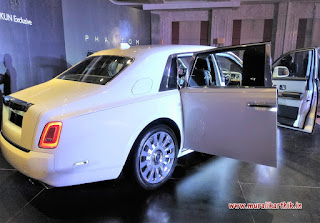 rolls royce phantom extended wheelbase spaceframe