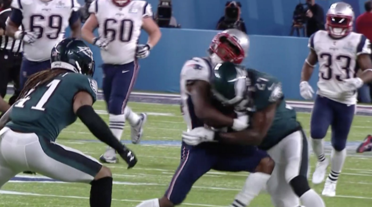 Watch Malcolm Jenkins Knock Out Brandin Cooks With Crushing