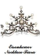 http://orderofsplendor.blogspot.com/2015/09/tiara-thursday-eisenhower-necklace-tiara.html