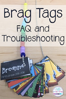 This blog posts answers many of the brag tag questions that I've received.