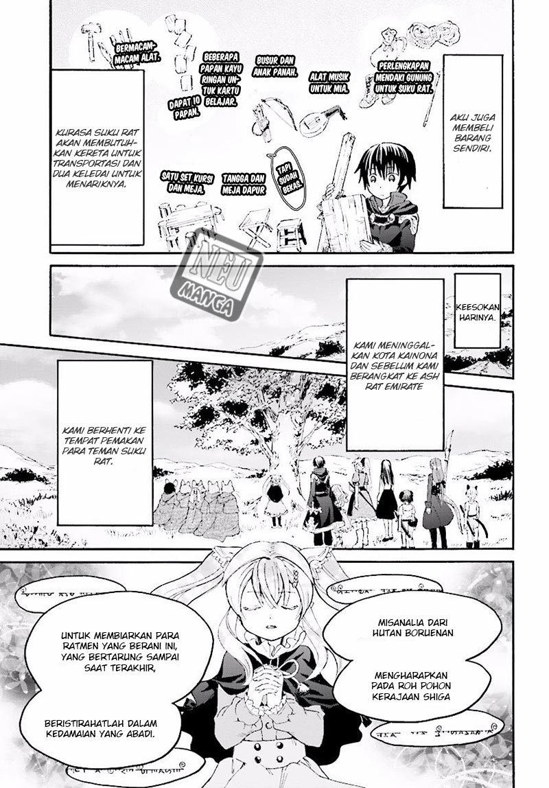 Komik Death March Chapter 31 Bahasa Indonesia