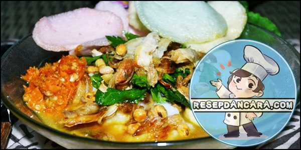Resep dan Cara Membuat Bubur Ayam Kuah Kuning Sederhana yang Enak