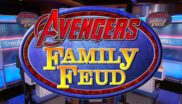 The Avengers version of the classic family game.