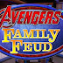 "Cast of the Avengers play ""Family Feud"""