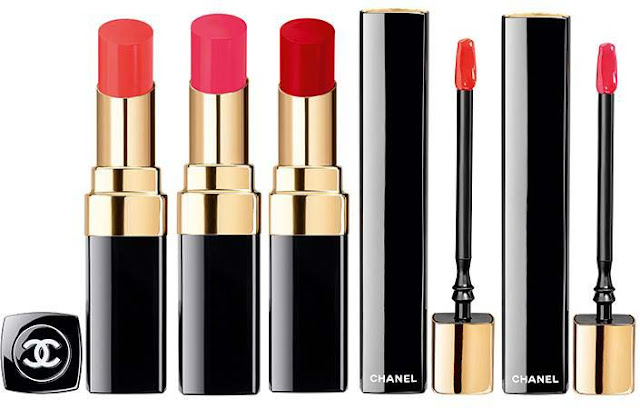 Chanel Energies et Puretes de Chanel Spring 2017 Makeup Collection