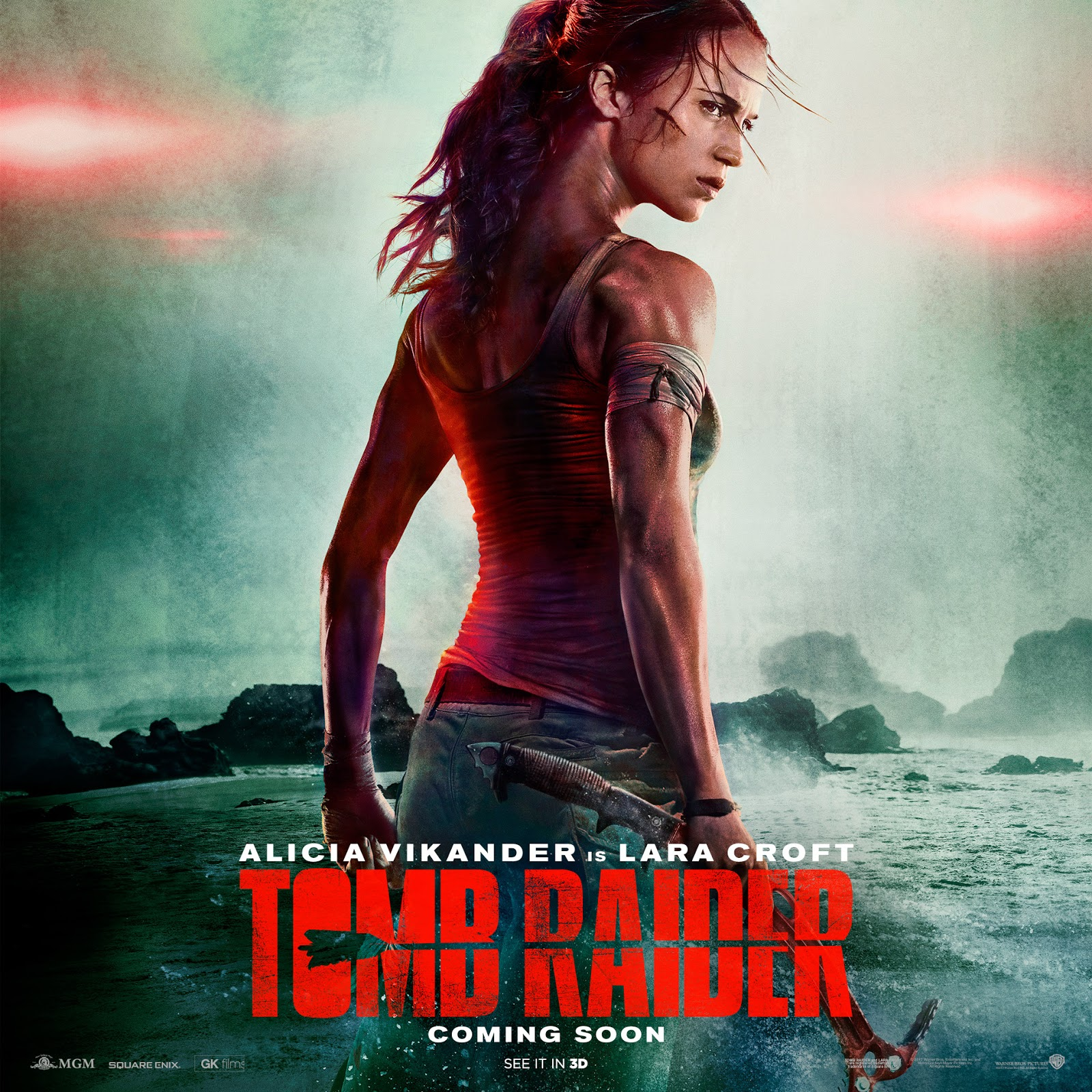Tomb Raider Film Stream