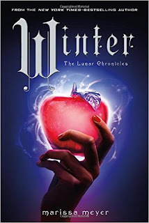 "The Artist Librarian's #WaitingOnWednesday is ""Winter"" --Marissa Meyer's finale to her popular scifi fairy tale adaptations, ""The Lunar Chronicles."""