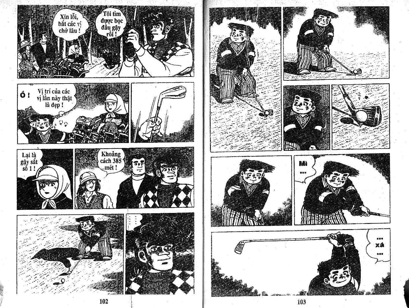 Ashita Tenki ni Naare chapter 24 trang 49
