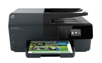HP Officejet 6810 e-All-in-One Télécharger Pilote