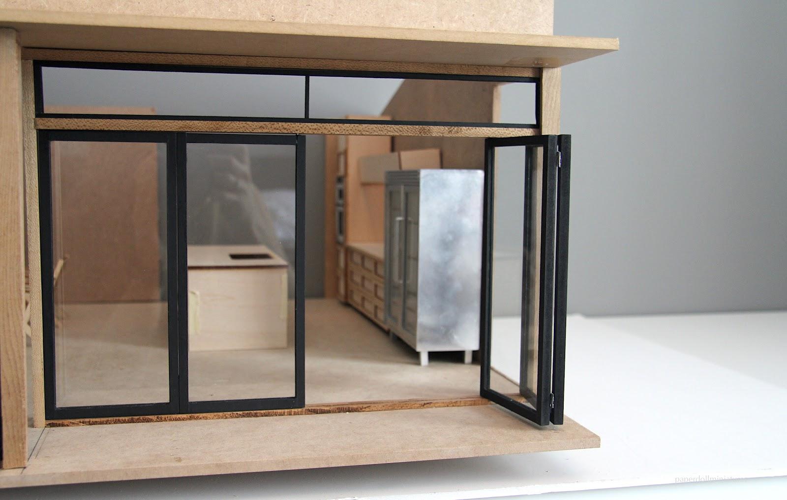 & Modern Miniature Folding Doors Update Pezcame.Com