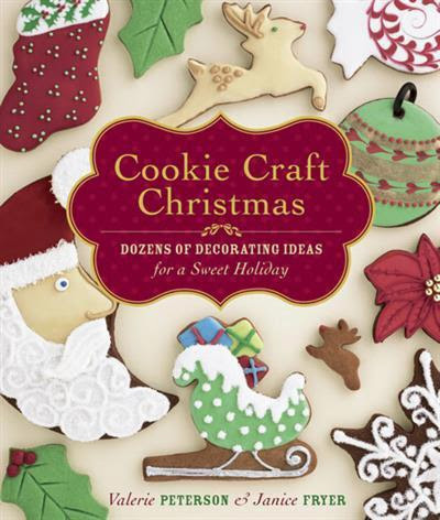 Cookie Craft Christmas: Dozens of Decorating Ideas for a Sweet Holiday - Free Ebooks pdf download