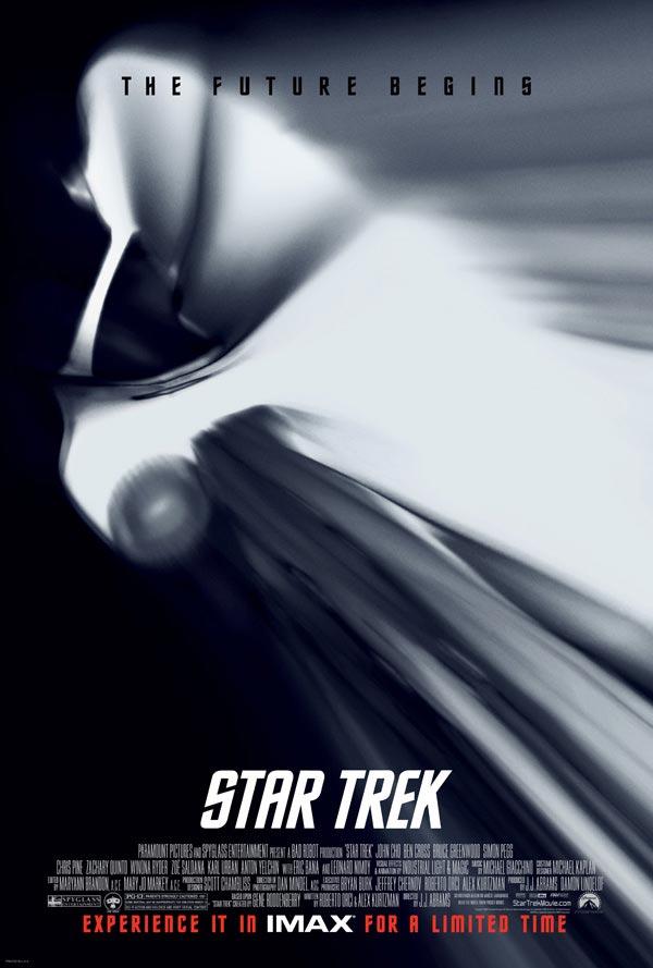 Onelife Movie Posters Star Trek 2009