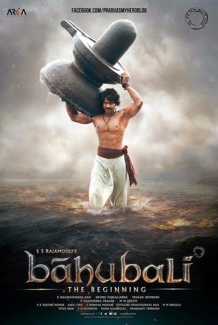 Review: Baahubali - The Beginning (2015) - Phim Ấn Độ mà hay quá thể!!!