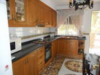 chalet en venta zona serradal grao castellon cocina