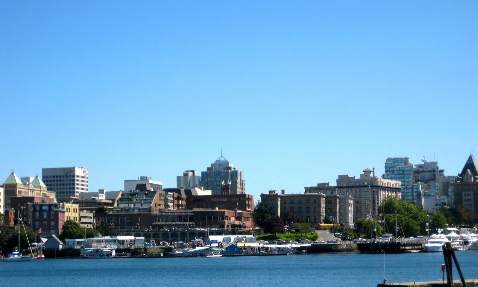 Vancouver Island Weather July