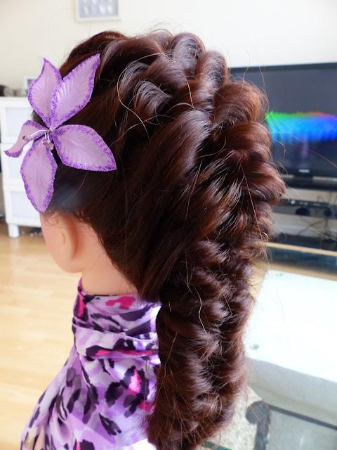 Beauty Hairstyle - Dobierany przeplataniec