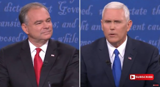 The Biased Media Wing of the Democrats' Party Takes a Mulligan on Pence's VP Debate Win