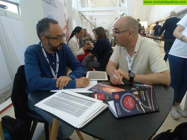 La Palma se promociona en la segunda edición del mercado cinematográfico Conecta Fiction
