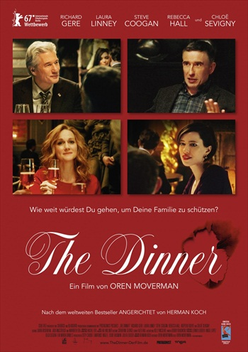 The Dinner 2017 English 720p WEB-DL 950MB