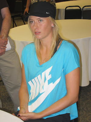 Sharapova's failed drug test adds to tennis' woes