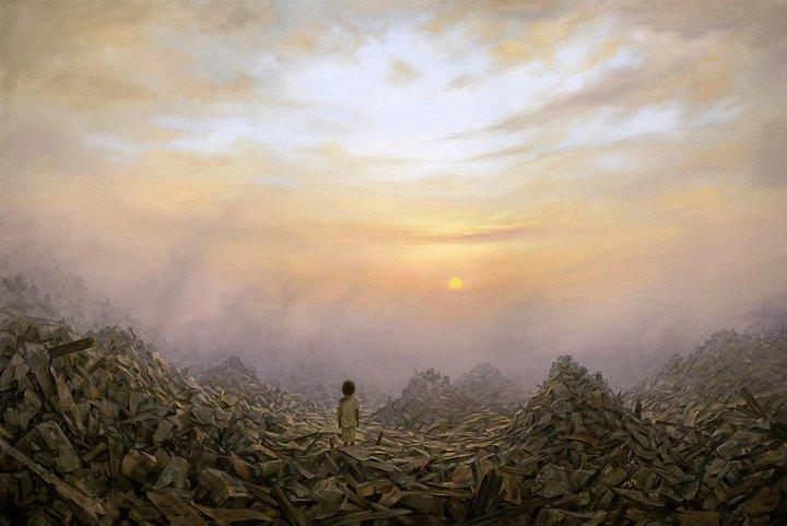 rian McCarthy    Irish Realist painter   Tutt'Art@ ()
