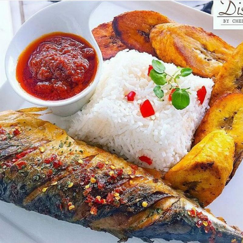 Nigerian Food Recipes Pinterest