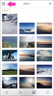 Cara Mengedit Gambar / Foto RAW di iPhone & iPad VSCO Aplikasi