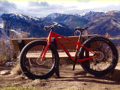 Aspen Biking