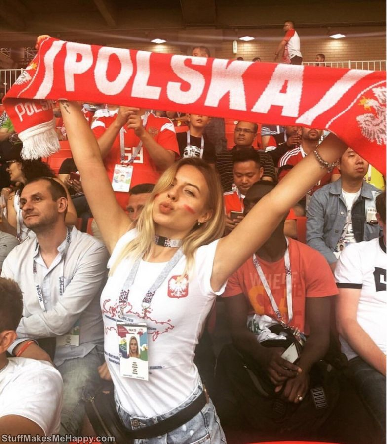 Photos of Hot Female Fans of FIFA World Cup 2018 Russia