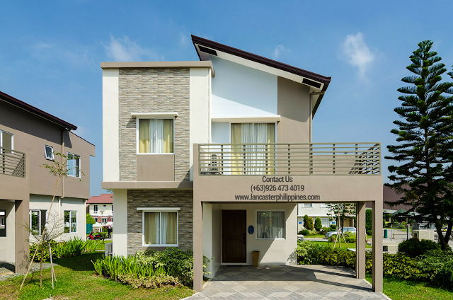 Chessa - Lancaster New City Cavite | House and Lot for Sale Imus-General Trias Cavite