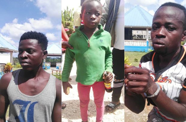 Man Arrested For Attempting To Sell 14 yr Old Son To NDC Chair For ¢60,000