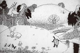 تقرير فيلم الأرنب والسلحفاة | Usagi to Kame
