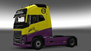 Volvo 2012 Tiger skin mod by AxelSAN