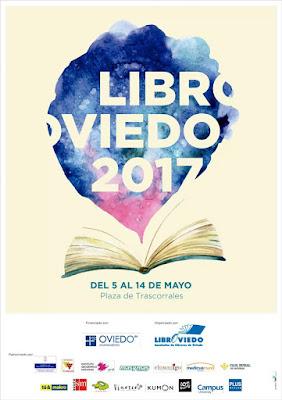 Cartel de LibrOviedo 2017