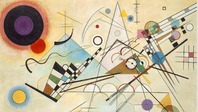 Obra de Kandinski