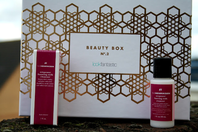 Look Fantastic Beauty Box - November 2015