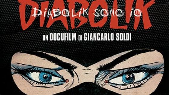 """Italia Cinema: """"Diabolik sono io"""""""