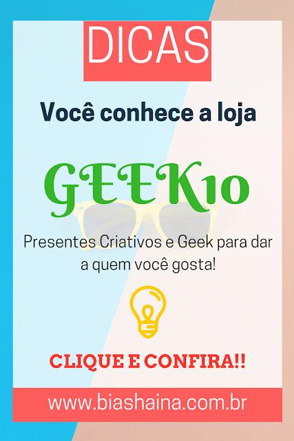 Conheça os Produtos Criativos da Loja Geek10
