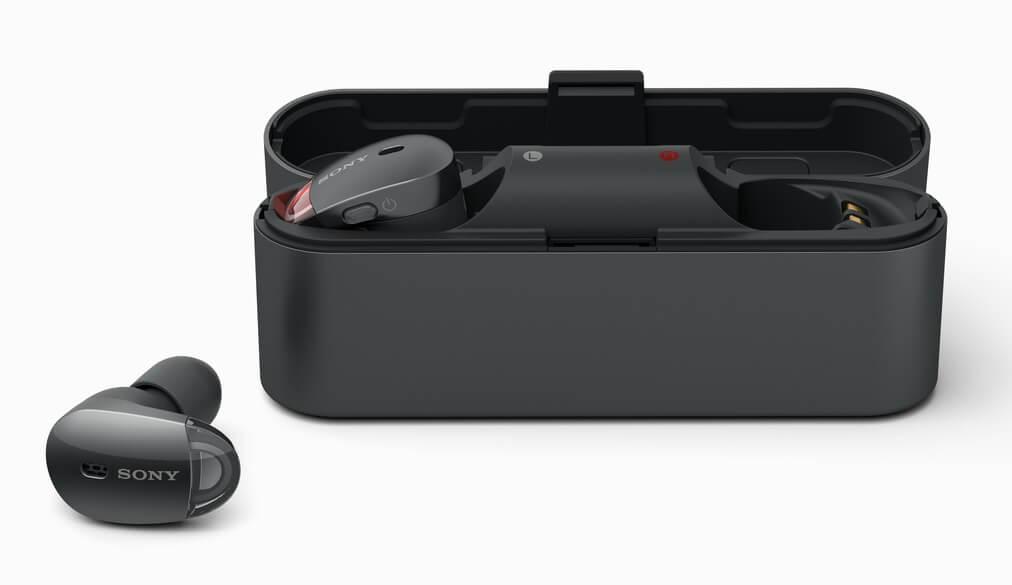 Sony WF-1000X Charging Case