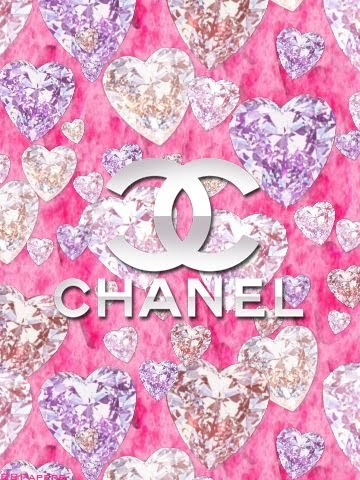 bb papers by corrina chanel pink diamonds