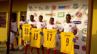 ABSFC Unveil New Players For 2016/17 NPFL Season