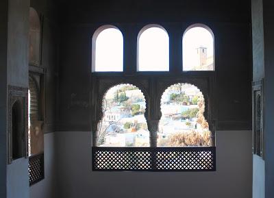 Mirador del palacio Dar-al-Hora