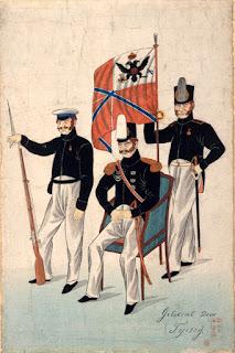 Admiral Putyatin in Nagasaki