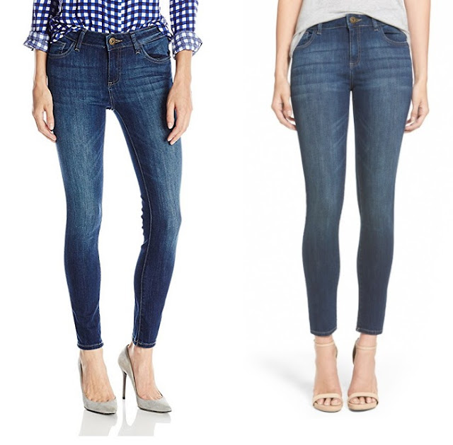 DL1961 'Margaux' Instasculpt Ankle Skinny Jeans only $88 (reg $178) + Free Shipping!