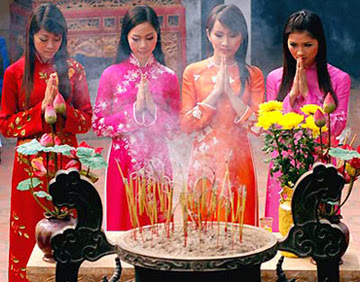 how to say happy new year for vietnamese tet